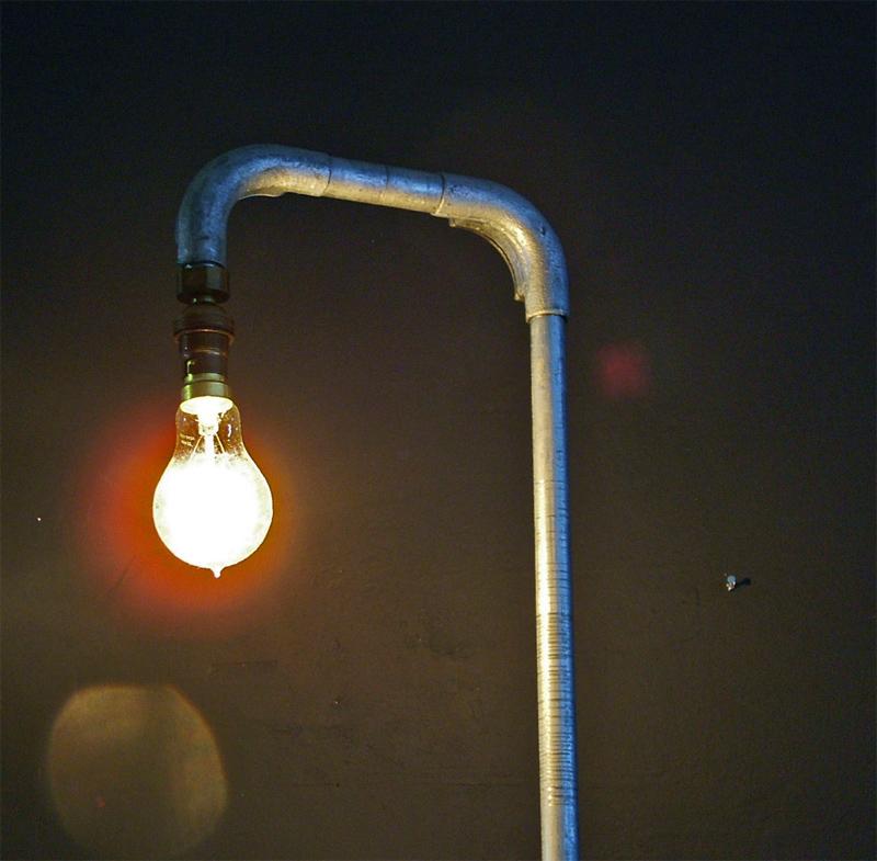 Un-standard Lamp