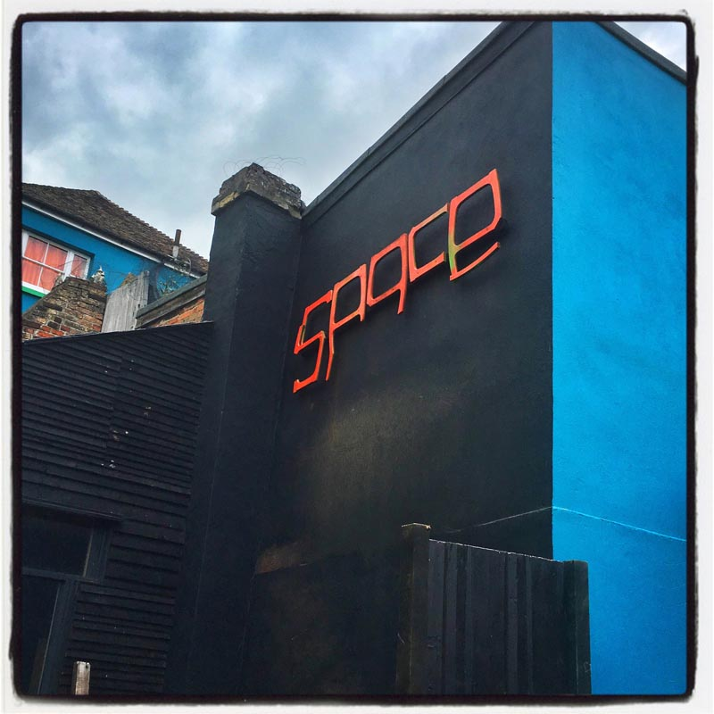 space sign