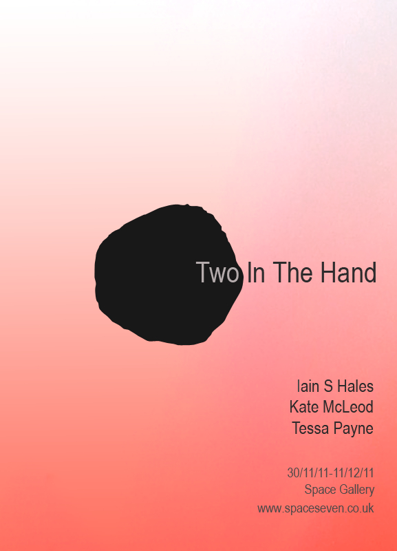 two in the hand flyer