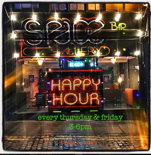Happy Hours!