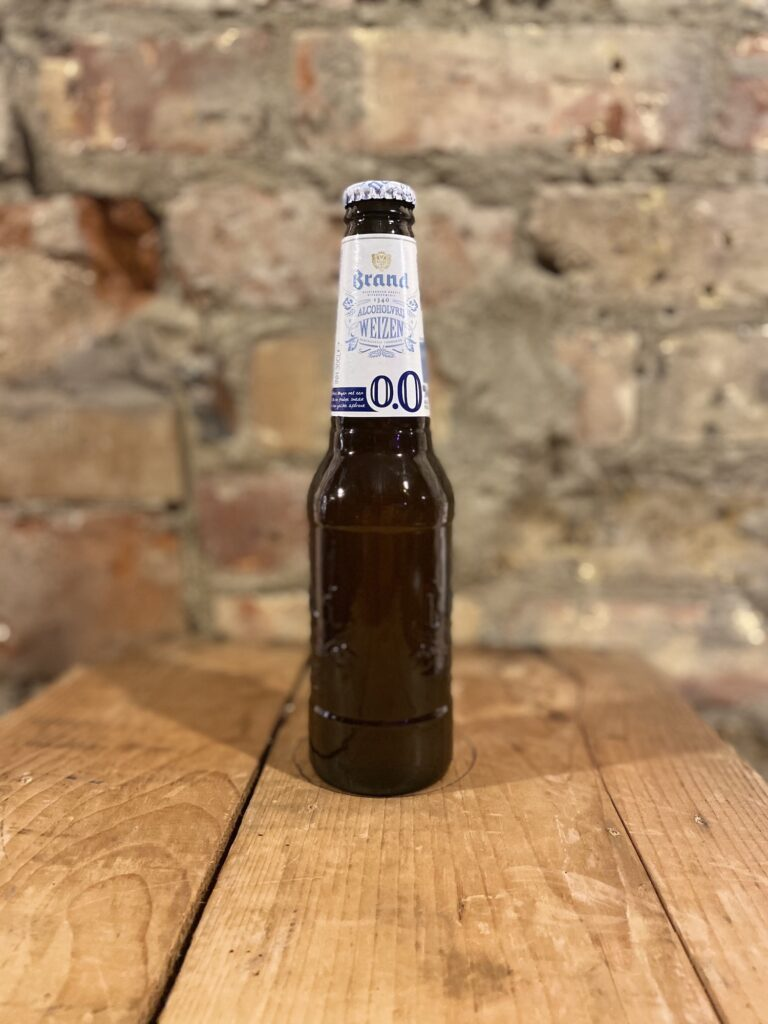 Brand Weizen Alcohol Free Beer £2.50